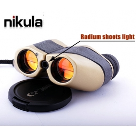 Nikula TK-8 LLL led night vision Radium shoots light 50x25 Hunting Binocular Telescope (166m-1000m )