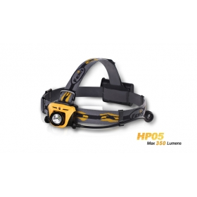 Fenix HP05 350LM XP-G (R5) professional sports high performance led headlamp IPX-6 waterproof