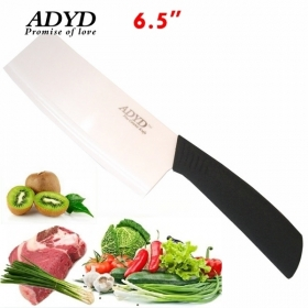 "ADYD 6.5"" Ceramic kitchen knife Health Eco-friendly Zirconia kitchen Fruits Ceramic Knives for Modern Kitchen -black"