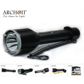 ARCHON D22(W28) CREE XM-L T6 LED 1000 Lumens Professional underwater Photography light Diving light flashlight