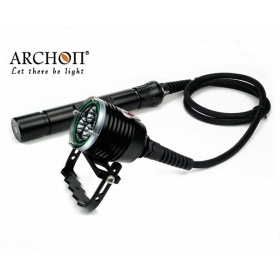 ARCHON DH30 3000 Lm 3 x CREE XM-L U2 LED Underwater Headlamp CANISTER Diving light / Diving head light