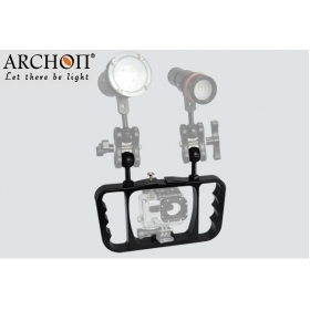ARCHON Z08 Diving Light support / underwater photographing Light MOUNT / Camera underwater photography lighting auxiliary mounts