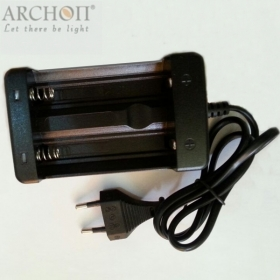 ARCHON Newly Designed multi-function Charger for 2 x 32650 or 2x 26650 battery (EUR /US /SAA /UK))