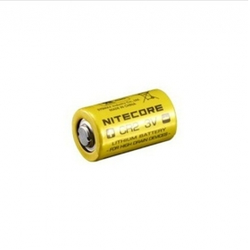 Nitecore CR2 3.0V Lithium battery (1 pc)
