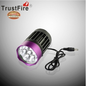 TrustFire TR-D014 7 x Cree XM-L2 3200lm 5-Mode White Bicycle Lamp