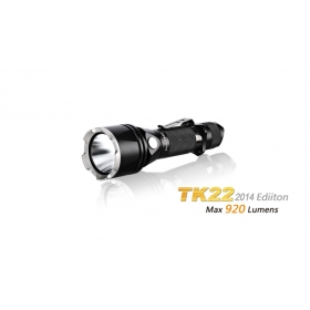 Fenix TK22 Cree XM-L2 (U2) LED 920 Lumen Tactical Handheld LED Waterproof Flashlight Torch