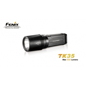 Fenix TK35 XM-L U2 900 Lumen Tactical Handheld LED Waterproof Flashlight Torch