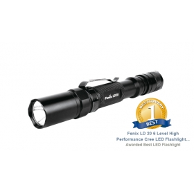 Fenix LD20 Cree XP-G R5 LED 180 Lumen Flashlight LED torch