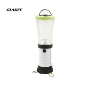 GLAREE C3 CREE XP-E Q3 LED NEW design multipurpose Portable telescopic Tent lamp Camping lamp flashlight -green