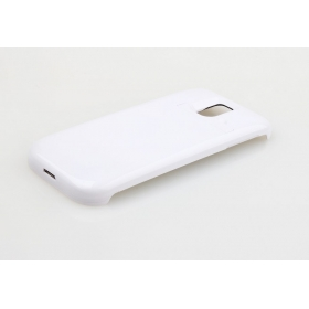 S5E 1PC 3500mAh External Backup Battery Power Charger Case For Samsung Galaxy SV S5 i9600-white