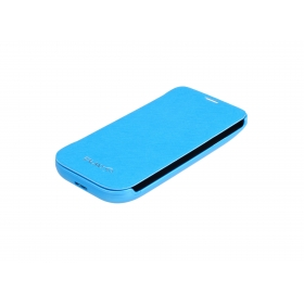 S5H Hight capacity 4800mAh with Top Cover External Backup Battery Case For Samsung Galaxy SV S5 i9600-blue