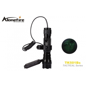 AloneFire TK501Bs Tactical Series CREE XM-L2 LED 1/3/5 mode Professional flashlight torch light -1
