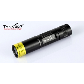 1PC TANK007 TK-566 365nm 1W UV Ultra Violet Lamp Torch Flashlight for Anti-fake uv Flashlight