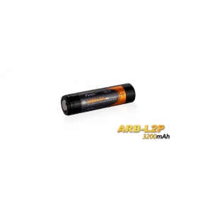 1PC FENIX ARB-L2P 3200MAH 18650 Li-ion 3.7v Rechargeable Battery