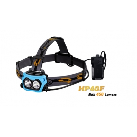 Fenix Hp40F Fishing Cree XP-E2 M3 LED Blue Light +XP-G2 R5 LED 450lm without disturbing fish Flashlight Lanterna