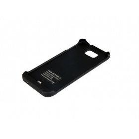 2600mAh External Backup Battery Charger Case For Samsung Galaxy Alpha - Black(JLW-ALPHA-A 1PC)