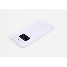 2600mAh External Backup Battery Charger Case For Samsung Galaxy Alpha - white (JLW-ALPHA-A 1PC)