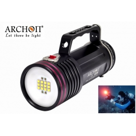 ARCHON DG70W Portable Professional Photography Fill Light CREE LED Diving Flashlight Torch