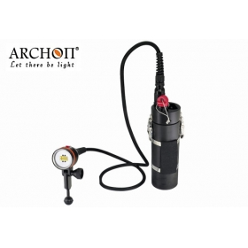 ARCHON DH160 Photography Fill Light CREE LED Split Type LED Diving Flashlight Torch