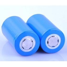 32650 Battery 3.7V 6000mAh Rechargeable Lithium Li-ion Recharge Batteries (1 pair )