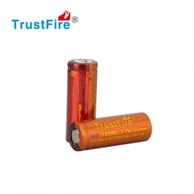 1PC High Quality 10A TrustFire IMR 18500 1100MAH 3.7V Battery FOR E-Cigarette Mechanical Hades Mod