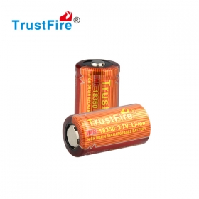 TrustFire IMR 18350 3.7v battery 700mah High Drain Rechargeable Lithium Battery 5A-10A Battery