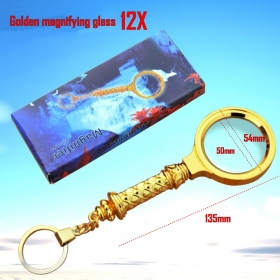 Hand Hold Magnifier Glass Loupe Magnifying 54mm 12X jeweler magnifier magnifying glass loupe - J50