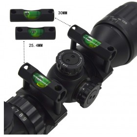 "M540 / M560 Rifle Scope Laser Bubble Spirit Level For 30mm or 25.4mm"" Rifle Airsoft Scope Laser Sight Ring Mount Holder Hunting Accessories"