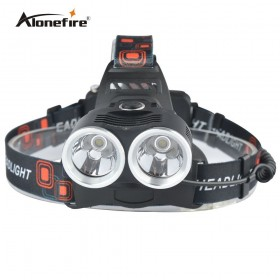 AloneFire HP29 CREE T6 led headlamp headlight 18650 Head Light Cycling Flashlight t6 led hunting flashlight head torch