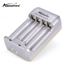 AloneFrie NC01 Rechargeable battery charger for AA / AAA Ni-Cd Ni-Mh battery charger