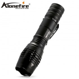 AloneFire G702 Zoom led Tactical flashlight CREE xml T6 5000 Lumens flash light torch Lantern