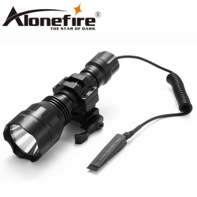 AloneFire High Quality Lanterna C8s CREE Led Flashlight lanterna Led CREE XML T6 Torch Light Camping Flash Light lamp