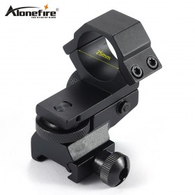 AloneFire K3 25.4mm Rifle Scope Mount Ring Weaver 20mm Base Rail Air Rifle Hunting Dovetail Rail Hunting Caza Accessories