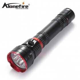 AloneFire XY-004 Diving flashlight Diver light torch Underwater LED Flashlight Cree XM-L L2 Diving light