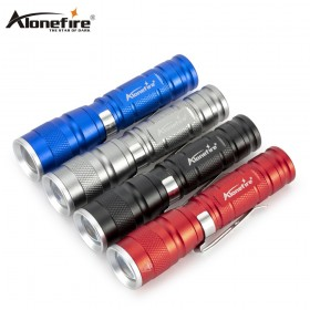 AloneFire X600 Mini led flashlight Spot Lamp Waterproof Zoomable LED Flashlight camplight Lamp