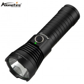 Alonefire X006 Tactical Flashlight XML T6 Ultra Bright powerful led flashlight rechargeable torch Camping Hiking Emergency