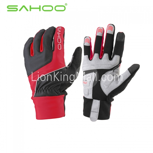 Reviews: SAHOO Gloves Full finger Multi-functional outdoor ...